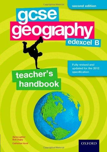 9780198394990: GCSE Geography Edexcel B Teacher's Handbook