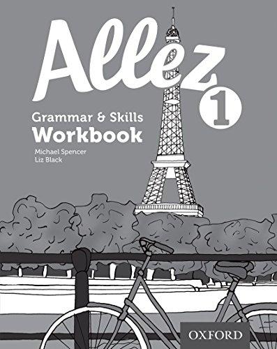 9780198395027: Allez: Grammar & Skills Workbook 1 (8 pack)