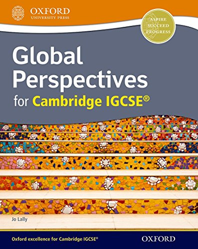 9780198395140: Global Perspectives for Cambridge IGCSERG