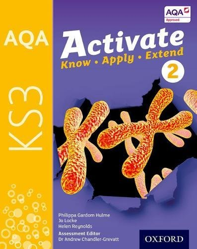 9780198408253: AQA Activate for KS3: Student Book 2