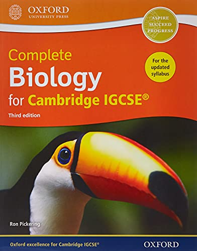9780198409847: Complete Biology for Cambridge IGCSE (R) Student Book and Workbook Pack