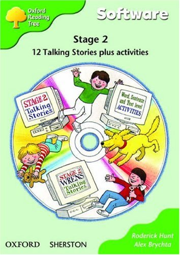 9780198410805: Oxford Reading Tree: Stage 2: Talking Stories: CD-ROM: Single User Licence