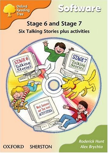 9780198410997: Oxford Reading Tree: Level 6-7: Talking Stories: CD-ROM: Unlimited User Licence