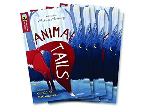 Oxford Reading Tree TreeTops Greatest Stories: Oxford Level 15: Animal Tails Pack 6: Geraldine ...