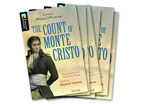 9780198418818: Oxford Reading Tree TreeTops Greatest Stories: Oxford Level 20: The Count of Monte Cristo Pack 6