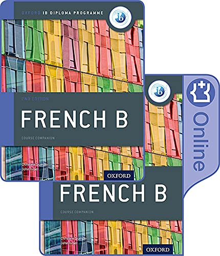 9780198422372: IB French B Course Book Pack: Oxford IB Diploma Programme (Print Course Book & Enhanced Online Course Book)