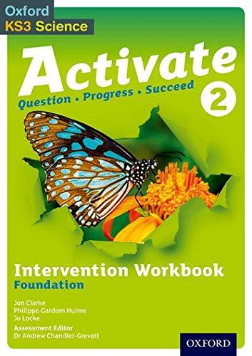 9780198423829: Activate 2 Intervention Workbook (Foundation)