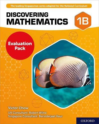 Discovering Mathematics Ks3 Evaluation P