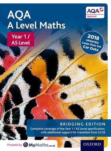 9780198436423: AQA A Level Maths: Year 1 / AS Level: Bridging Edition