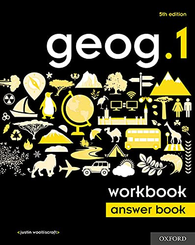 9780198446071: geog.1 5th edition Workbook Answer Book (Oxford Education)