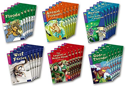9780198446132: Oxford Reading Tree TreeTops Myths and Legends: Levels 10 and 11: Pack of 36