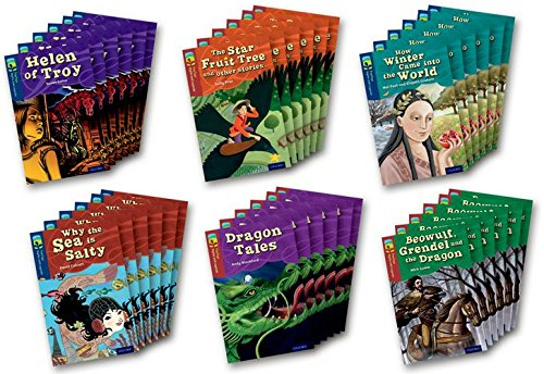 9780198446293: Oxford Reading Tree TreeTops Myths and Legends: Levels 14 and 15: Pack of 36