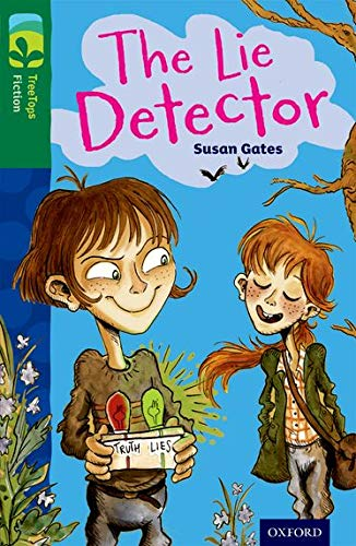 9780198447634: Oxford Reading Tree Treetops Fiction: Level 12: The Lie Detector
