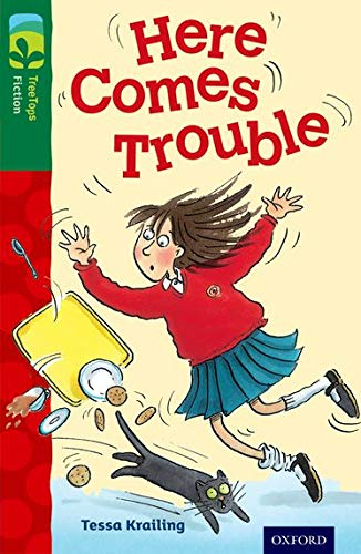 9780198447672: Oxford Reading Tree Treetops Fiction: Level 12 More Pack A: Here Comes Trouble