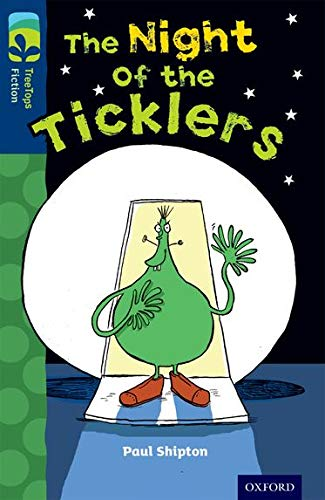 9780198448198: Oxford Reading Tree Treetops Fiction: Level 14: The Night of the Ticklers