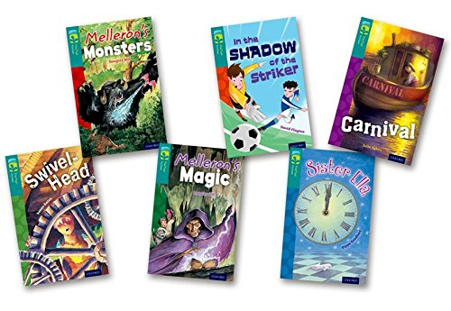 9780198448440: Oxford Reading Tree TreeTops Fiction: Level 16: Pack of 6