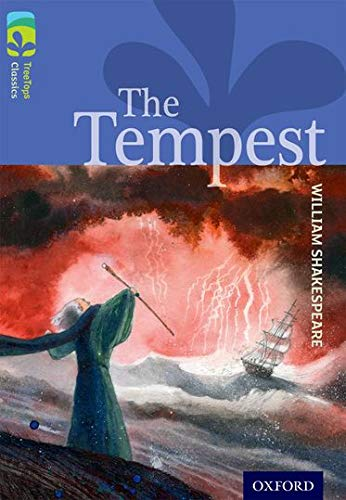 9780198448877: Oxford Reading Tree TreeTops Classics: Level 17 More Pack A: The Tempest
