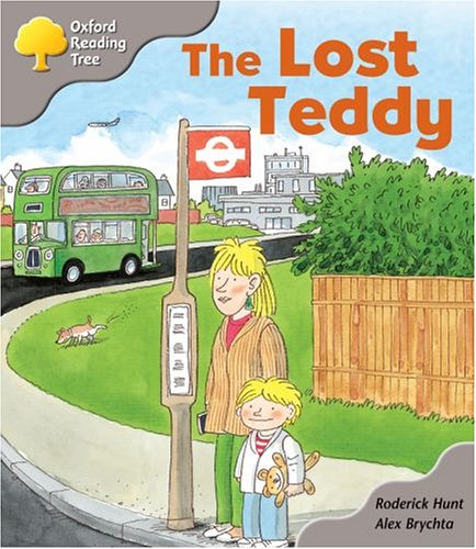 9780198450047: Oxford Reading Tree: Stage 1: Kipper Storybooks: The Lost Teddy