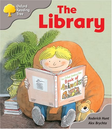 9780198450054: Oxford Reading Tree: Stage 1: Kipper Storybooks: The Library
