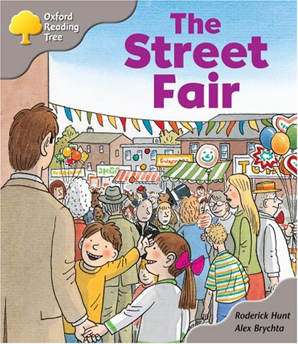 9780198450177: Oxford Reading Tree: Stage 1: Biff and Chip Storybooks: The Street Fair