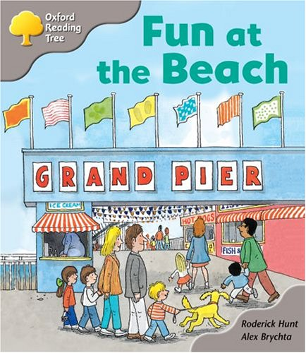 9780198450269: Oxford Reading Tree: Stage 1: First Words Storybooks: Fun at the Beach