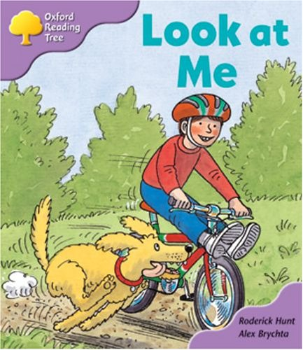 9780198450368: Oxford Reading Tree: Stage 1+: First Sentences: Look At Me