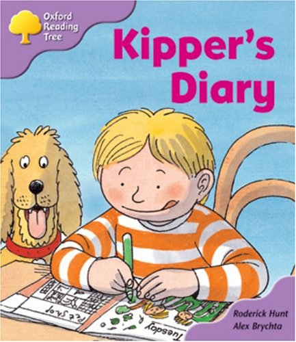 9780198450382: Oxford Reading Tree: Stage 1+: First Sentences: Kipper's Diary