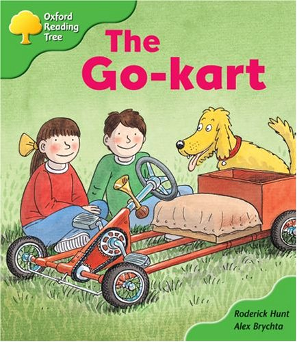 9780198450559: Oxford Reading Tree: Stage 2: Storybooks: the Go-kart