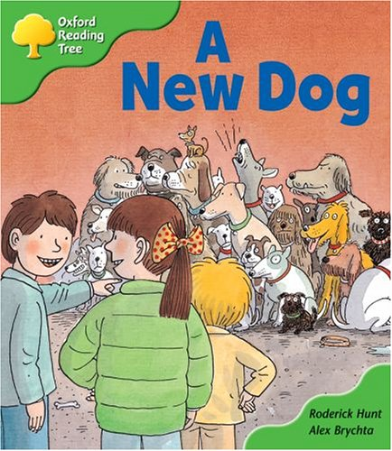 9780198450566: Oxford Reading Tree: Stage 2: Storybooks: A New Dog