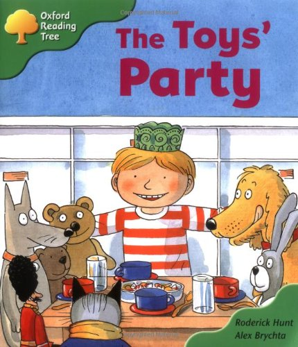 9780198450573: Oxford Reading Tree: Stage 2: Storybooks: The Toys' Party