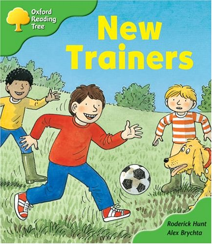 9780198450580: Oxford Reading Tree Stage 2 - New Trainers