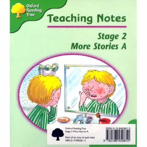 9780198450610: Oxford Reading Tree: Stage 2: More Storybooks: Pack A (6 books, 1 of each title)