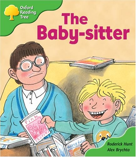 9780198450634: Oxford Reading Tree: Stage 2: More Storybooks: The Baby-sitter