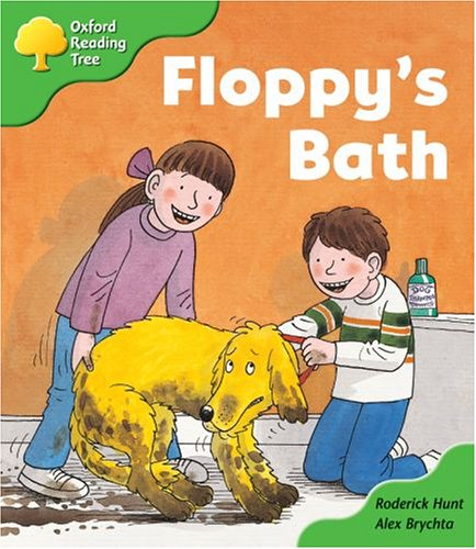 9780198450641: Oxford Reading Tree: Stage 2: More Storybooks: Floppy's Bath