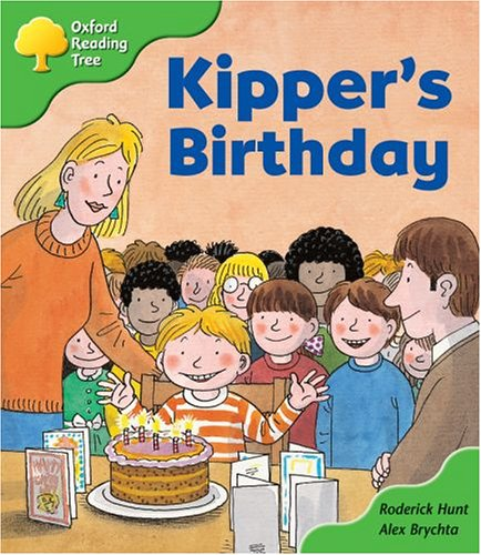 9780198450665: Oxford Reading Tree: Stage 2: More Storybooks: Kipper's Birthday
