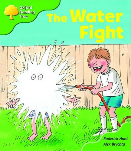 9780198450689: Oxford Reading Tree: Stage 2: More Storybooks: The Water Fight: pack A