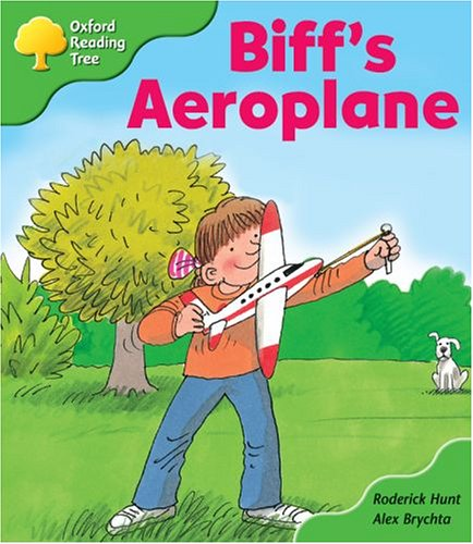 9780198450733: Oxford Reading Tree: Stage 2: More Storybooks: Biff's Aeroplane