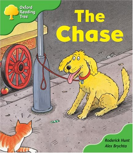 9780198450740: Oxford Reading Tree: Stage 2: More Storybooks: The Chase