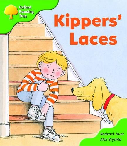 9780198450764: Oxford Reading Tree: Stage 2: More Storybooks: Kipper's Laces: pack B