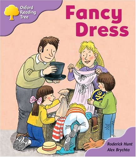 9780198450849: Oxford Reading Tree: Stage 1+: Patterned Stories: Fancy Dress