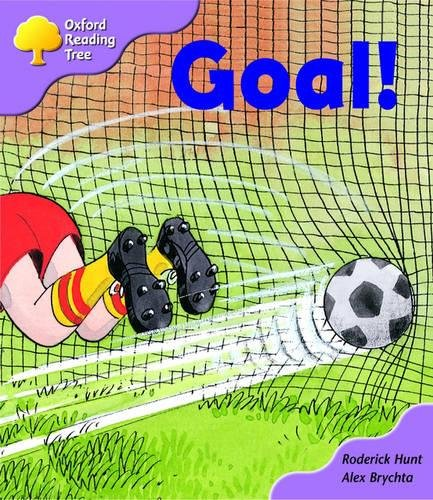 9780198450948: Oxford Reading Tree: Stage 1+: More Patterned Stories: Goal!