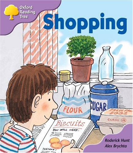 9780198450962: Oxford Reading Tree: Stage 1+: More Pattened Stories: Shopping: Pack A