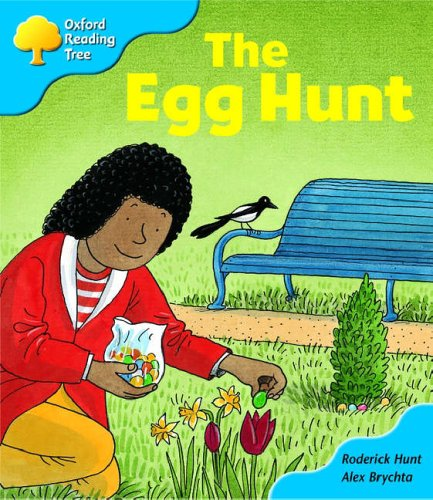 9780198451044: Oxford Reading Tree: Stage 3: Storybooks: the Egg Hunt