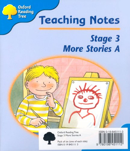 9780198451112: Oxford Reading Tree: Stage 3: More Storybooks: Pack A (6 books, 1 of each title)