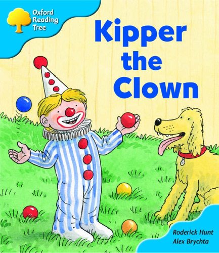 9780198451136: Oxford Reading Tree: Stage 3: More Storybooks: Kipper the Clown: Pack A