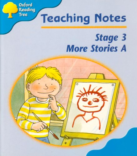 9780198451198: Oxford Reading Tree: Stage 3: More Storybooks: Teaching Notes A