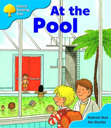 9780198451280: Oxford Reading Tree: Stage 3: More Storybooks: at the Pool: Pack B