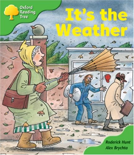9780198451389: Oxford Reading Tree: Stage 2: Patterned Stories: it's the Weather