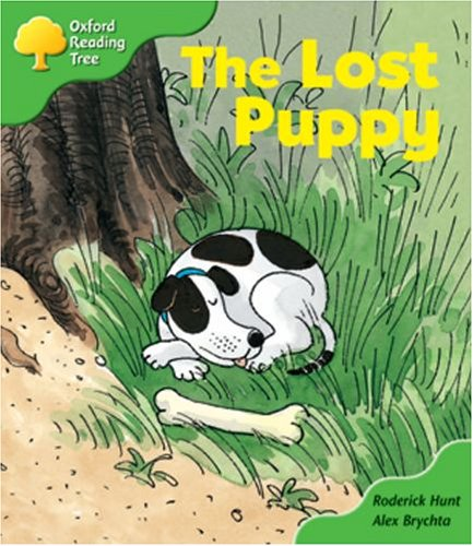 9780198451440: Oxford Reading Tree: Stage 2: More Patterned Stories: the Lost Puppy: Pack A