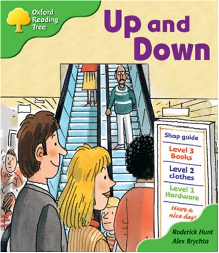 9780198451471: Oxford Reading Tree: Stage 2: More Patterned Stories: Up and Down: Pack A